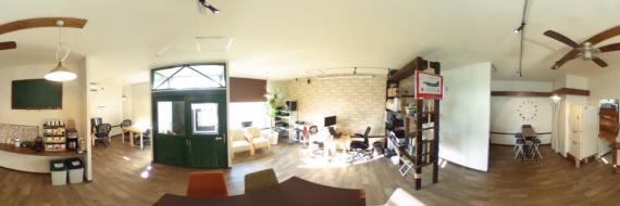 北海道北広島市にあるコワーキングスペース Co-working Space LINKS(コワーキングスペース・リンクス)