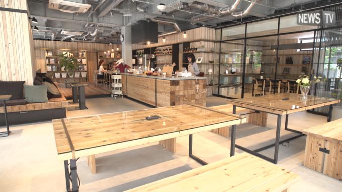 W CAFE(ダブリューカフェ)メインイメージ