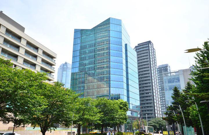 東京都港区にあるサーブコープトライセブン ロッポンギ コワーキングスペース