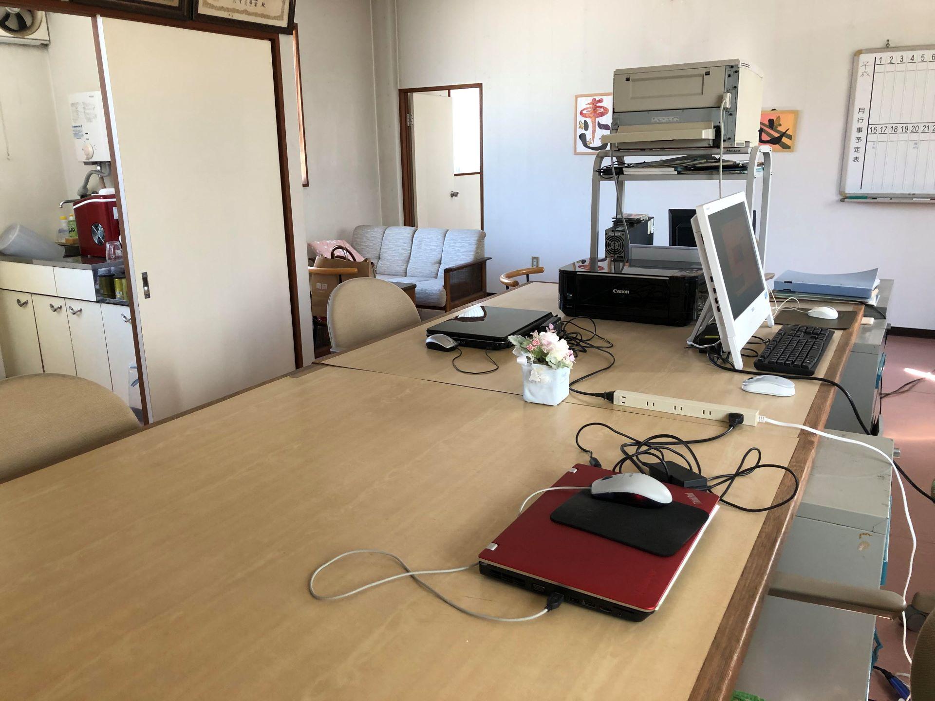 山口県山口市にある東山パソコン教室