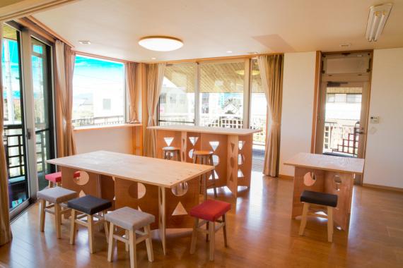 長野県東御市にあるコワーキングスペース コワーキングスペースえべや