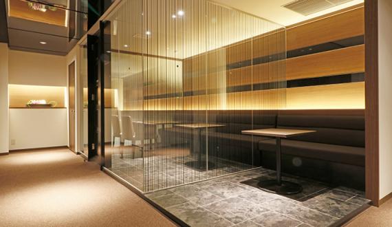 東京都港区にあるコワーキングスペース THE CODE 新橋 アセットデザイン(ザ・コード)