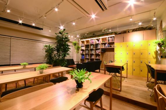 埼玉県さいたま市大宮区にあるコワーキングスペース コワーキングスペース24大宮