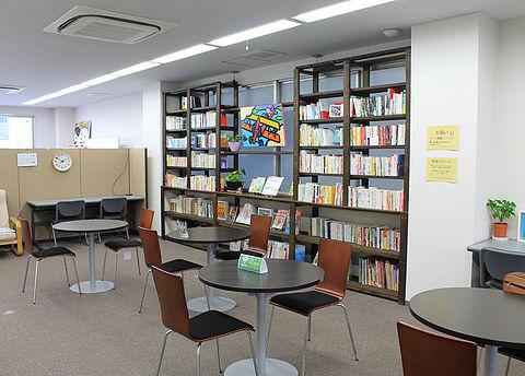 茨城県取手市にあるコワーキングスペース The Station Lounge(ザ ステーション ラウンジ)