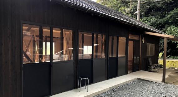 山口県美祢市にあるコワーキングスペース シェアスペース於福