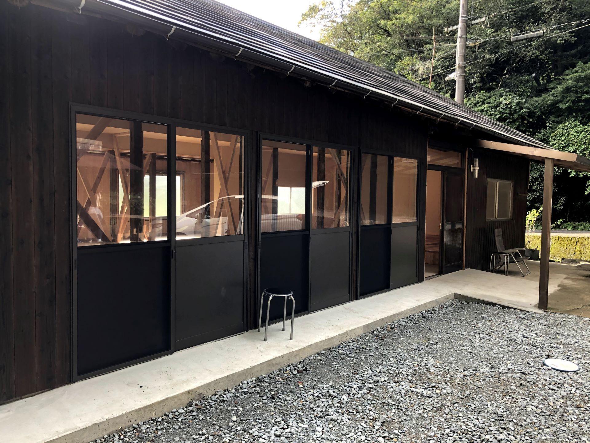 山口県美祢市にあるシェアスペース於福