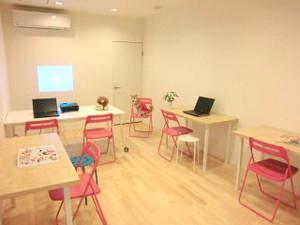 東京都目黒区にあるコワーキングスペース D・Dカフェ(ディー・ディー)