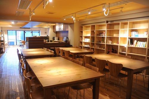 北海道札幌市中央区にあるコワーキングスペース Creative Lounge SHARE(SHARE TOWORK /SHARE GARAGE)クリエイティブラウンジシェア