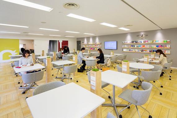 東京都千代田区にあるコワーキングスペース Knowledge Society(ナレッジ・ソサエティ)