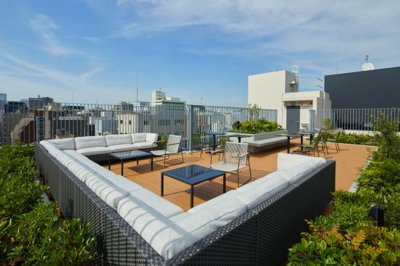 東京都中央区にあるコワーキングスペース H¹O日本橋小舟町