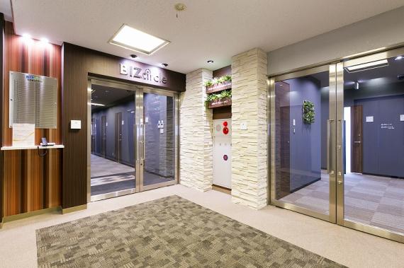 東京都台東区にあるコワーキングスペース ビズサークル浅草蔵前オフィス