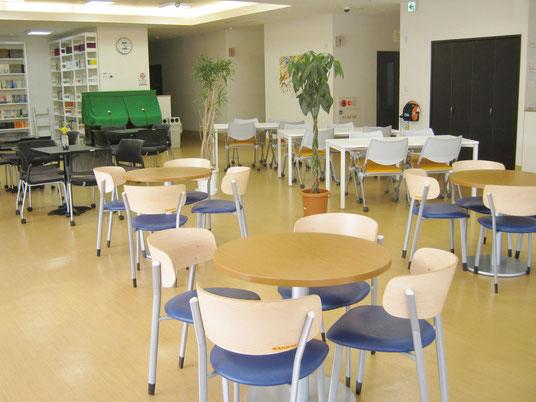 北海道函館市にあるコワーキングスペース 中島れんばふれあセンター