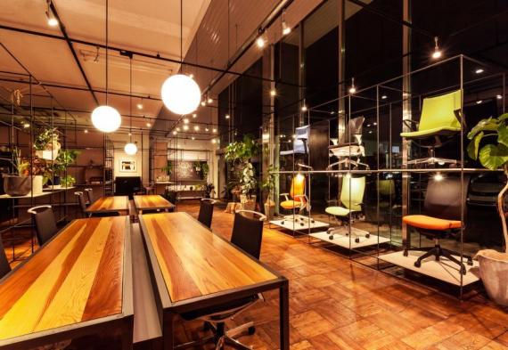 静岡県浜松市東区にあるコワーキングスペース Creative Office Dexi(クリエイティブオフィス デキシー)