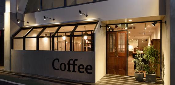 東京都新宿区にあるコワーキングスペース TOKI CAFE