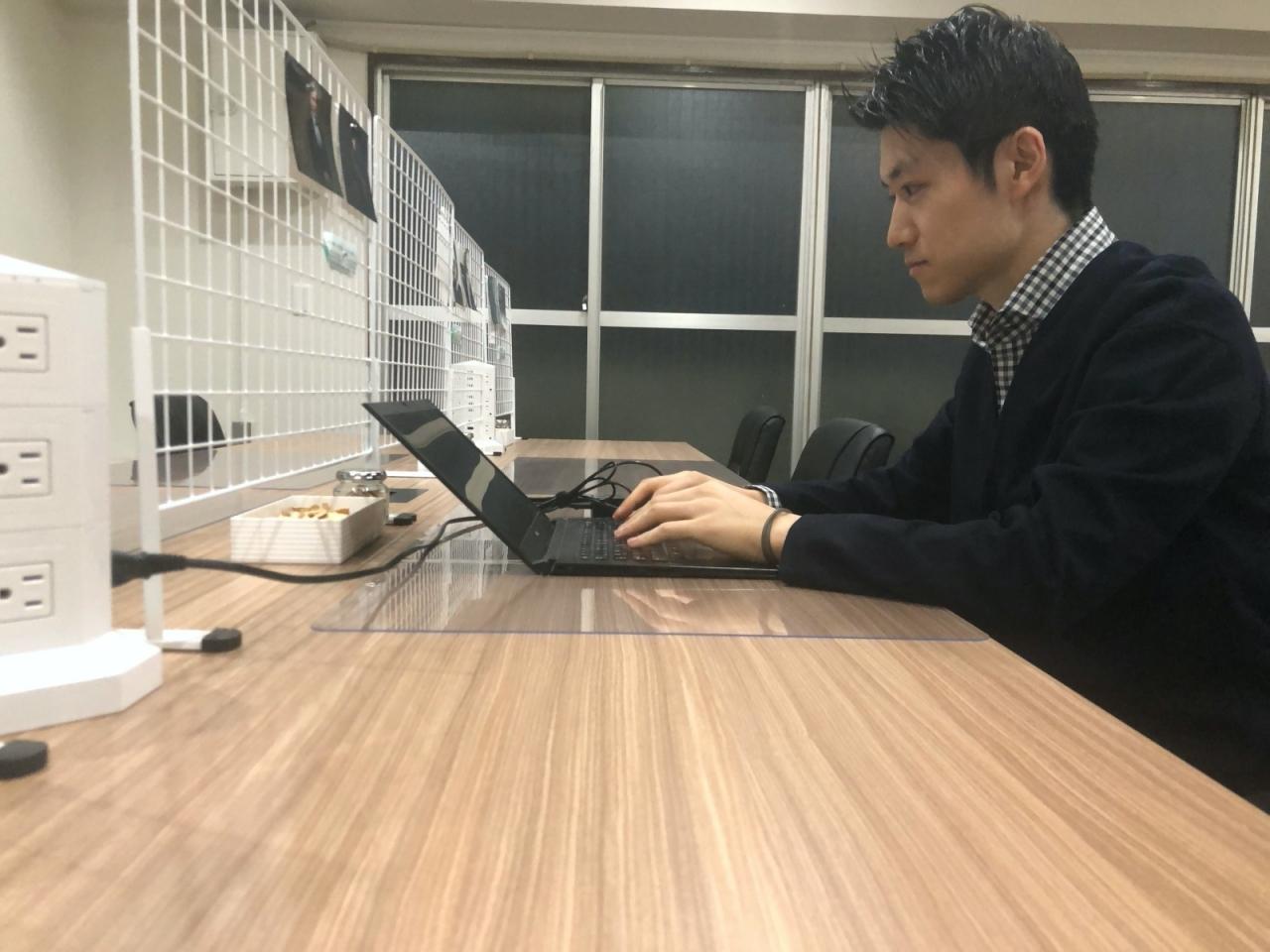 東京都新宿区にあるコワーキングスペース和と匠の時